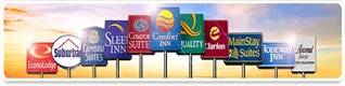 choice hotels pet friendly las vegas logo link to affiliate site